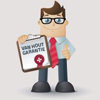 Van Hout Garantie